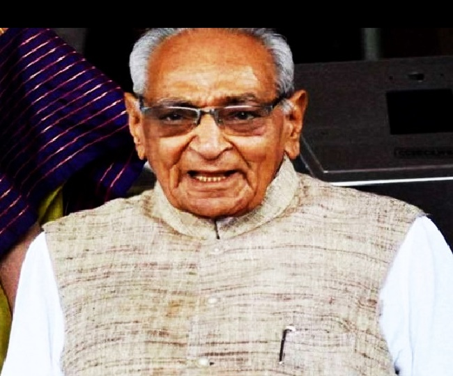 Motilal Vora No More: A look at the political career of a two-time CM who passed away a day after his birthday