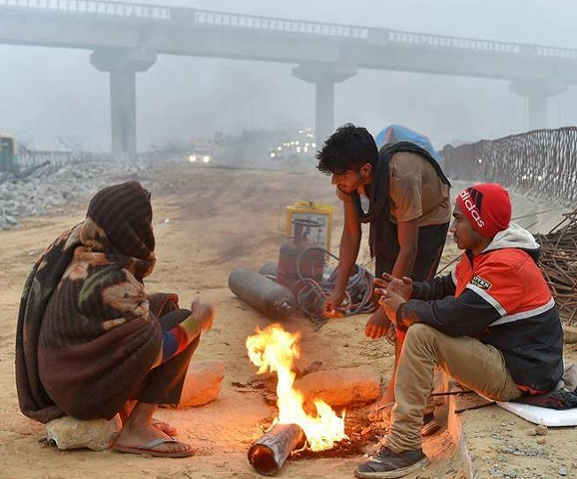 Delhi Weather Update: Cold wave conditions likely over next 4 days, minimum temp to drop to 3-4 degrees