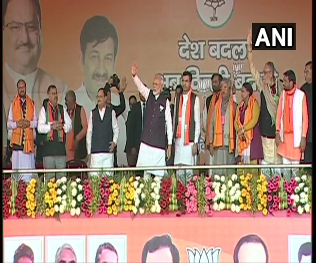 Delhi Elections 2020 | 'We've changed the country now we'll change Delhi': PM Modi attacks opposition in poll campaign