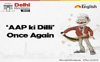 Delhi Election Results 2020 | AAP wins big for a third term, Arvind..