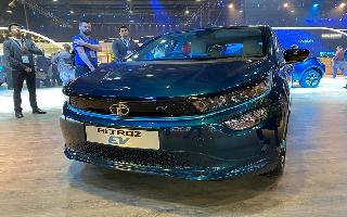 Auto Expo 2020: Tata unveils India's first electronic SUV Altroz EV, HBX,..