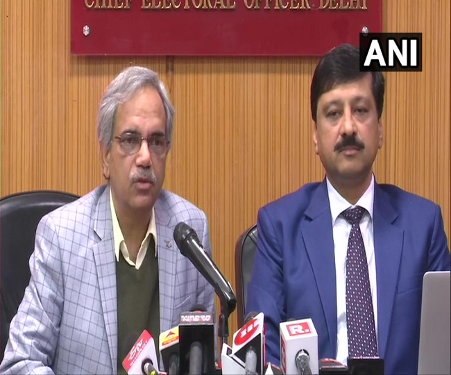 Delhi Assembly Elections 2020 | EC defends delay in turnout figures, says 'have to ensure accuracy'
