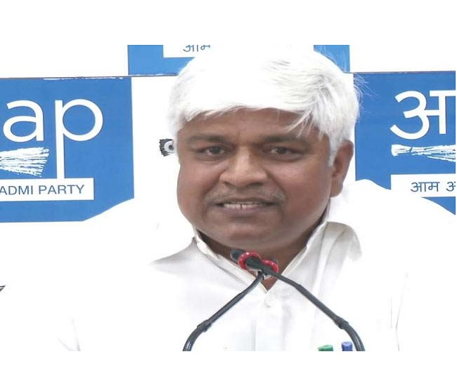 Seemapuri Election Results 2020: AAP's Rajendra Pal Gautam crushes LJP's Sant Lal by over 55,000 votes