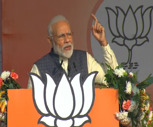 Delhi Polls 2020 | 'Political design behind anti-CAA protests in Jamia, Shaheen Bagh': PM Modi's scathing attack at Oppn