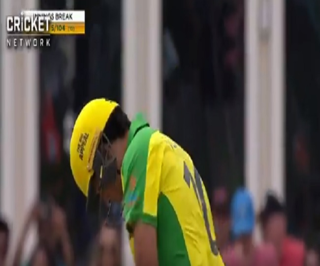 Watch | Sachin Tendulkar comes out of retirement to face Ellyse Perry, hits first ball to boundary