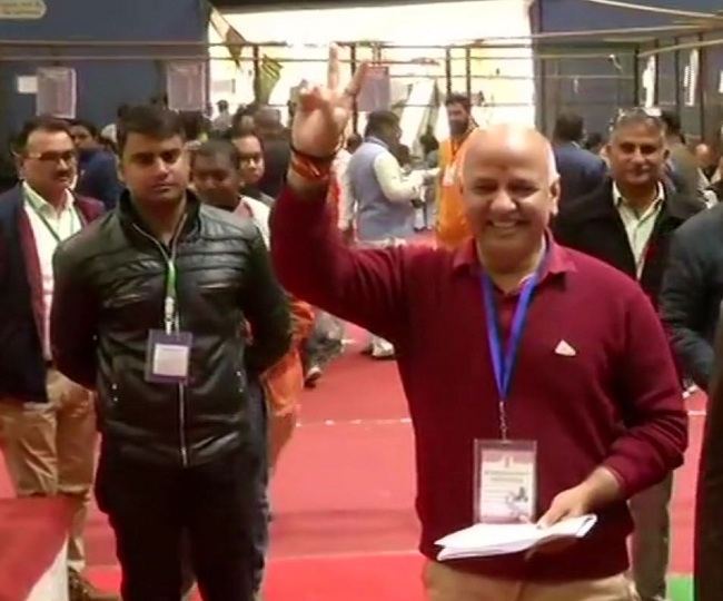 Patparganj Election Results 2020: Manish Sisodia wins after daylong see-saw battle