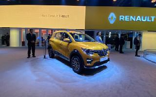 Auto Expo 2020: European brand Renault unveils TRIBER EASY-R AMT with..