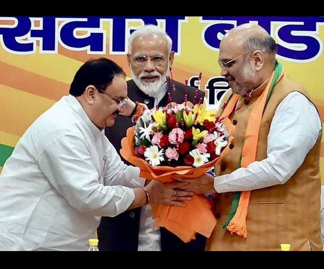 'Party will scale newer heights during his presidency': PM Modi, Amit Shah hail JP Nadda's appointment as BJP President