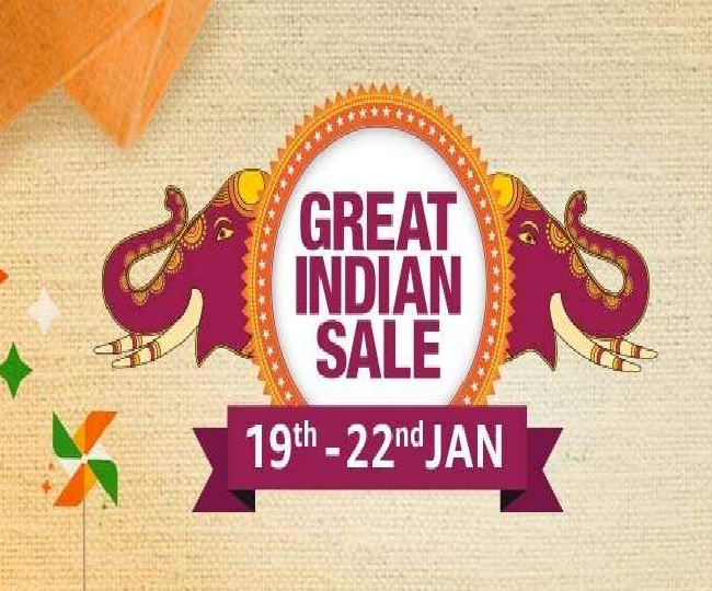Amazon Great Indian Sale 2020 kicks off from January 19, check top deals on electronics and fashion