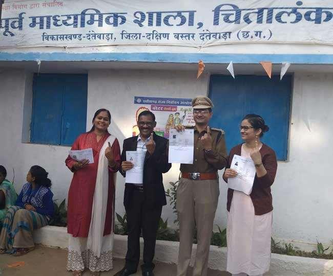 Chhattisgarh Gram Panchayat Elections 2020 Results: Jagdalpur, Darbha witness over 58 per cent voter turnout