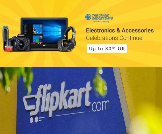 Flipkart Grand Gadget Days sale: From Headphones to Smartphones, here are top deals of the day