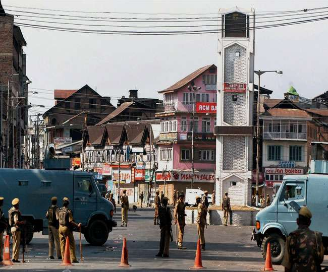 2G and broadband services restored in Jammu and Kashmir; ban on accessing social media sites to stay