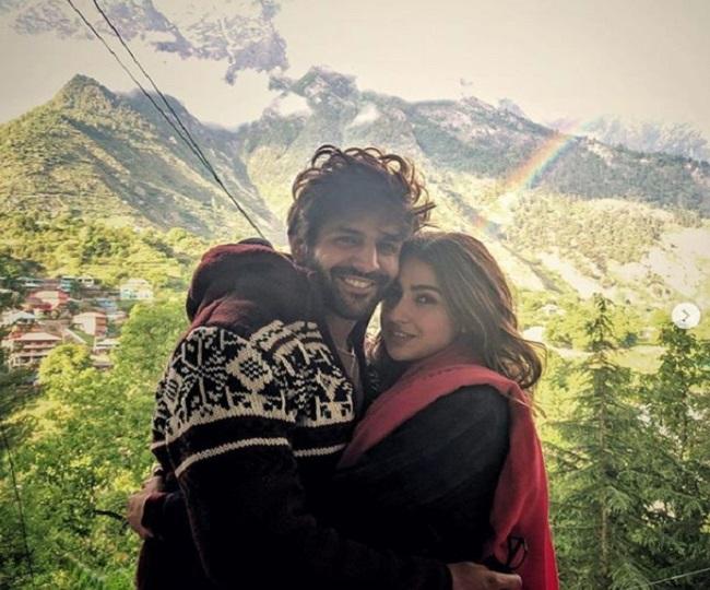 'Meet Veer and Zoe': Kartik Aaryan, Sara Ali Khan-starrer Love Aaj Kal poster is out | Check here