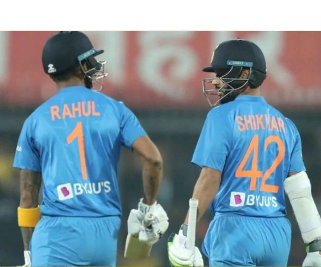 India vs Australia, 1st ODI: Dhawan likely to open with Rohit, Rahul might play at No.3