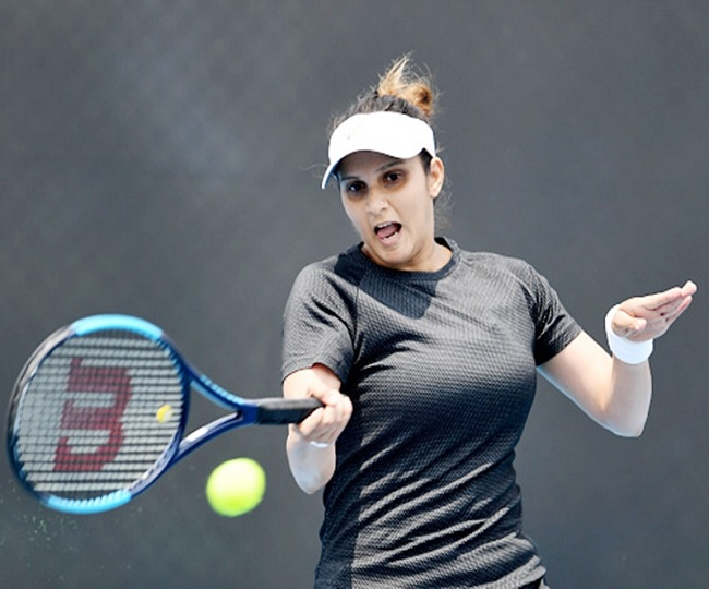 Sania Mirza scripts dream return, wins Hobart International doubles title with Ukrainian partner Nadiia Kichenok