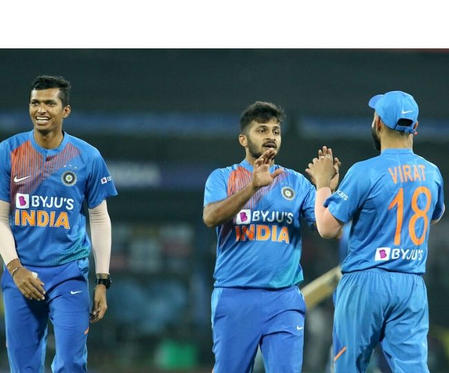 India vs Sri Lanka, 2nd T20I: Shardul Thakur bags three wickets in an over   Watch