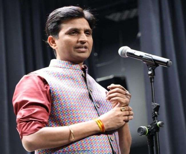Delhi Assembly Elections 2020 | 'Shall I join from here?': Kumar Vishwas refutes claim after reports suggest he will soon join BJP