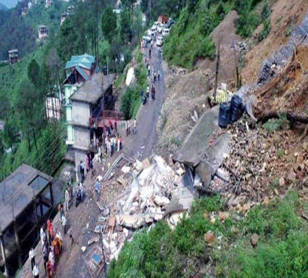 Nepal Landslides: Twelve dead, several missing as landslide sweeps houses in Myagdi, Jajarkot and Sindhpalchok