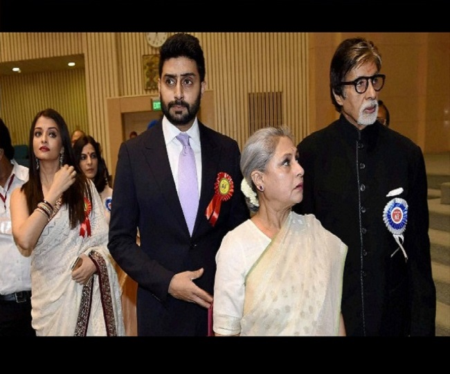 Bachchans responding well to COVID-19 treatment, likely to get discharged in couple of days: Report