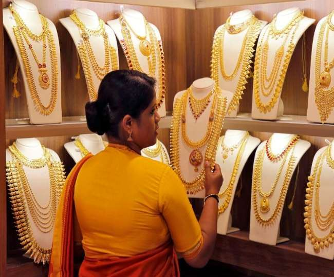 Gold prices cross an all time high of Rs 50,000, silver shines above 60,000