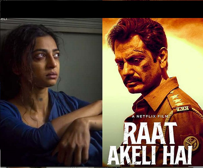 Raat Akeli Hai Movie Review: Nawazuddin-Radhika rule the screen in this boldly timed crime drama
