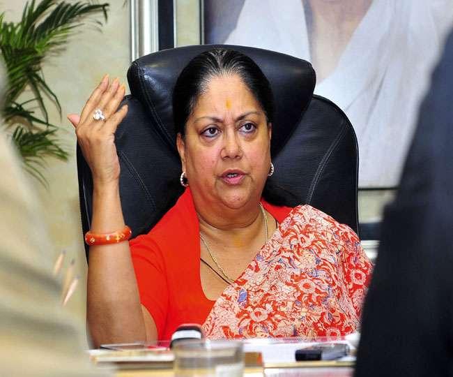Rajasthan Crisis   Vasundhara Raje trying to save Ashok Gehlot govt: Hanuman Beniwal