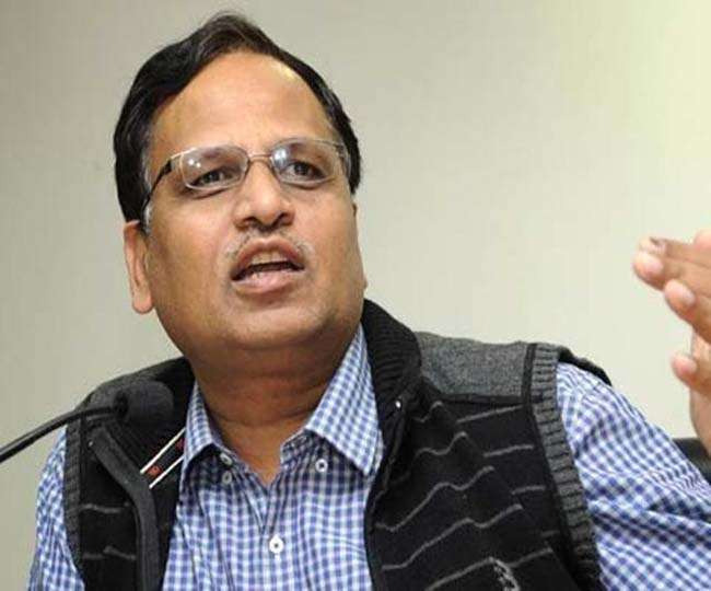 Delhi health minister Satyendar Jain admitted to hospital after high-grade fever, tests negative for COVID-19