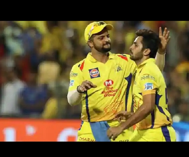 CSK posts gender-swapped picture of team players, Suresh Raina picks this cricketer for coffee date