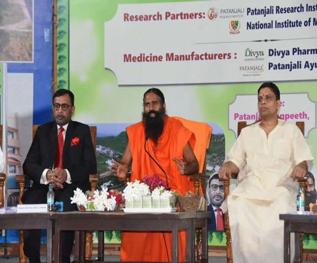 Coronavirus Cure: Baba Ramdev's Patanjali launches Ayurvedic medicine Coronil for COVID-19 treatment | All you need to know