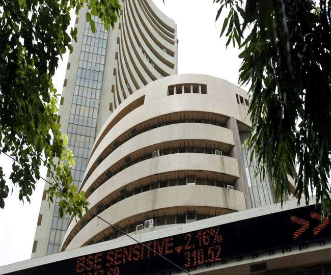 Sensex zooms 1850 points to close at over 28,000, Nifty inches close to 8,300 as RIL and bank stocks rallies