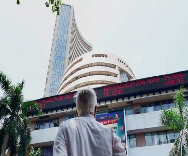 Monday mayhem for markets as Sensex crashes over 2,400 points, biggest fall in a decade