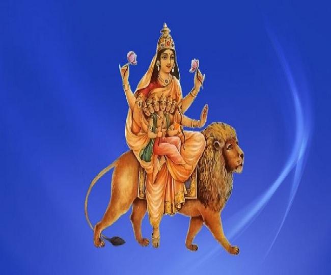 Chaitra Navratri 2021: Know Day 5 Maa Skandamata Puja vidhi, significance, colour, mantra and aarti