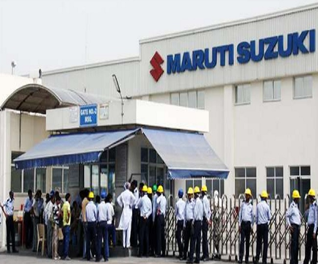 Maruti Suzuki employee at Manesar plant tests positive for coronavirus
