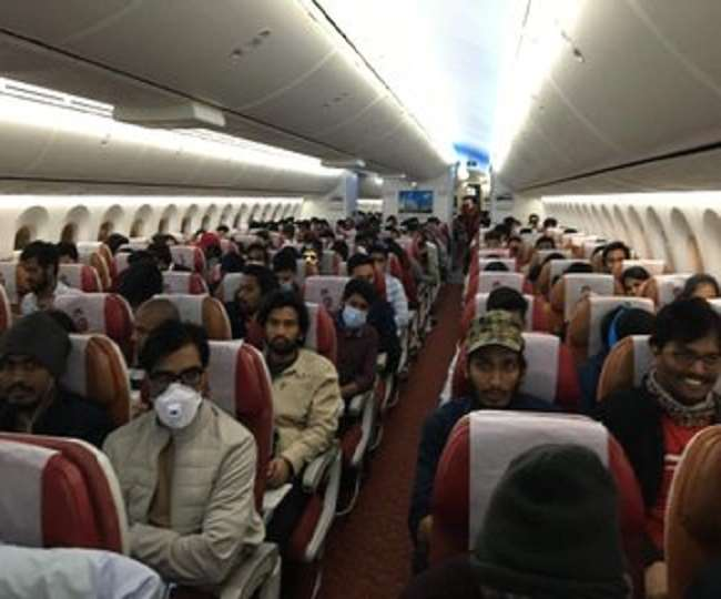 Coronavirus Pandemic: Air India flight, carrying 129 passengers from Bangladesh, lands in Delhi | Highlights