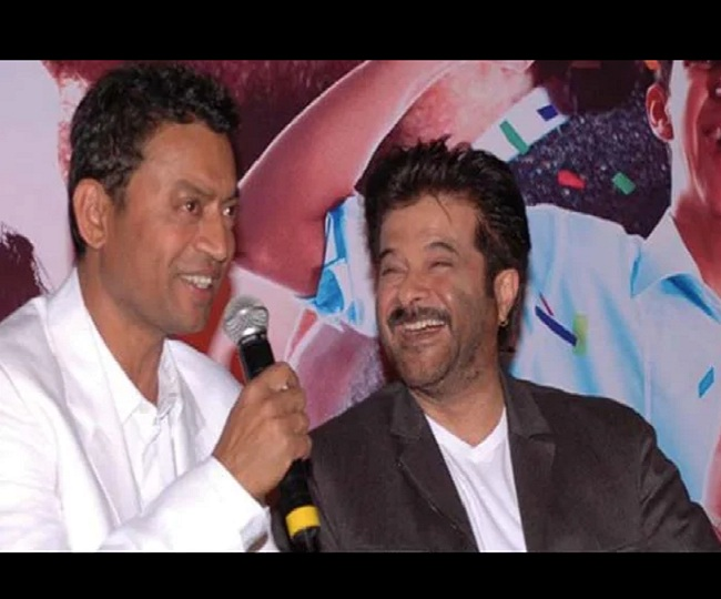 'One of the many things': Anil Kapoor says he will always remember Irrfan Khan for his smile