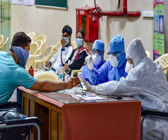 4,213 new coronavirus cases in last 24 hrs, highest spike in a day, take India's tally to 67,152; death toll at 2,206