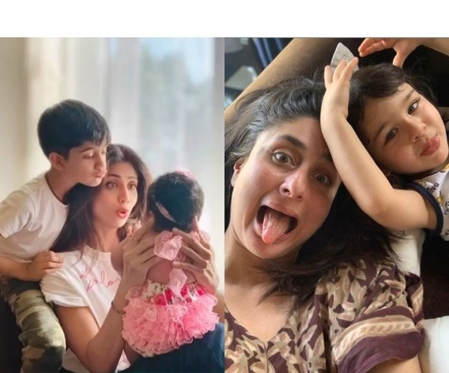 Happy Mother's Day 2020: Kareena Kapoor, Shilpa Shetty lead B-Town stars celebrate motherhood, wish mothers on this precious day | In Pics