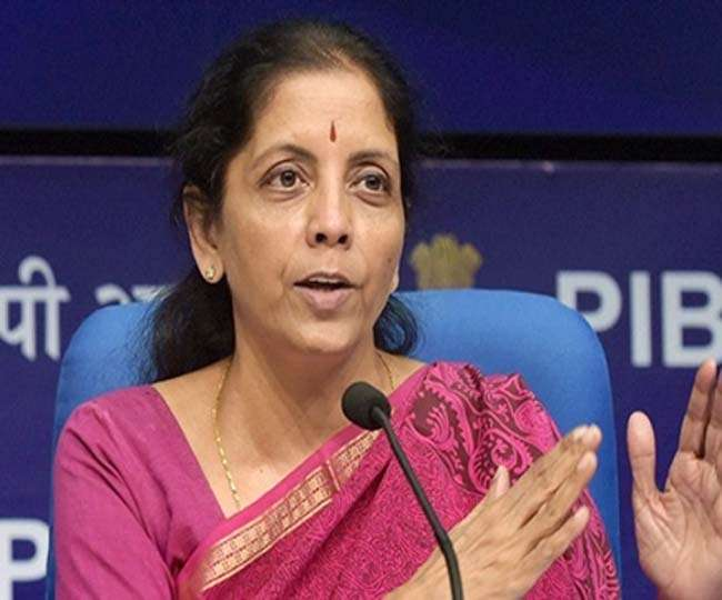 Nirmala Sitharaman to address media at 4 pm today to announce fourth tranche of Rs 20 lakh cr stimulus package