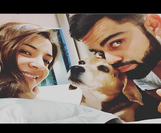 'Connection of a lifetime': Virat Kohli, Anushka Sharma mourn death of their pet dog 'Bruno'