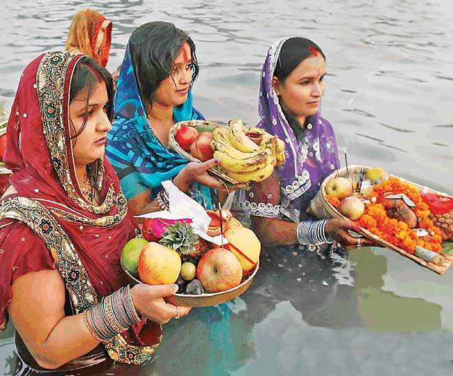 Chhath Puja 2020 Updates: Devotees urged to perform Chhath rituals at home, see how everyone is celebrating festival this time