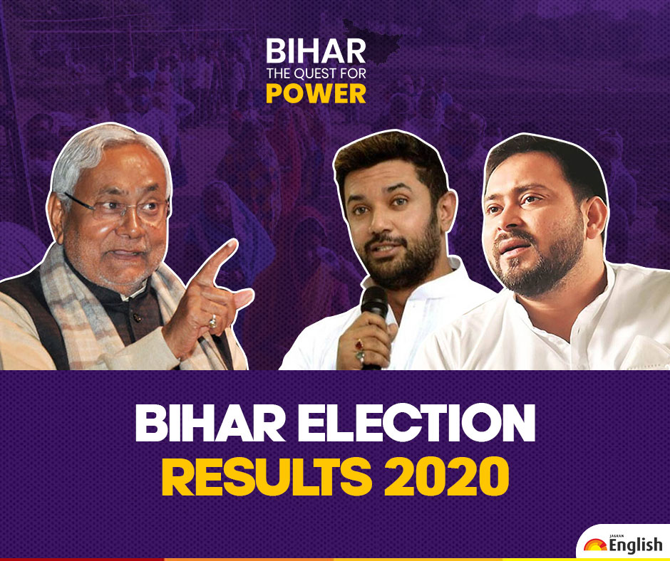 Bihar Election Results 2020: Advantage NDA as it crosses half-way mark; BJP emerges as single-largest party
