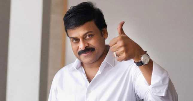 Telugu Megastar Chiranjeevi tests positive for COVID-19