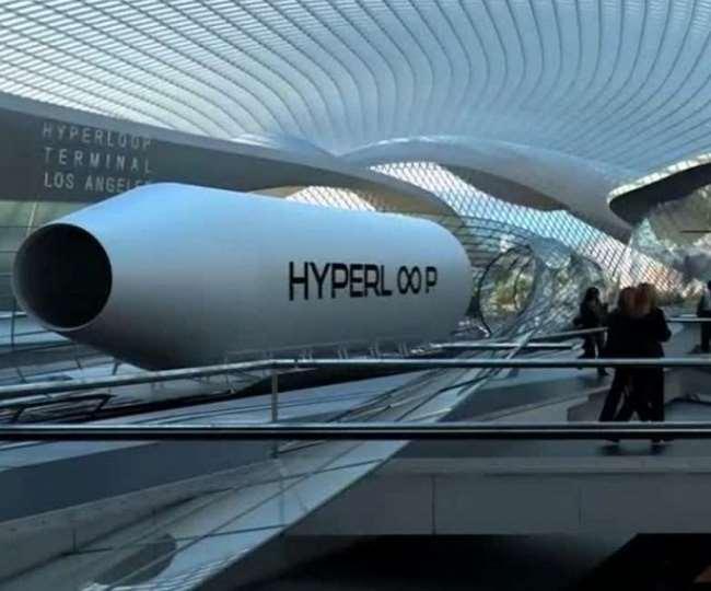 Virgin Hyperloop Pod's first passenger ride turns a big success, Pune engineer to ride next