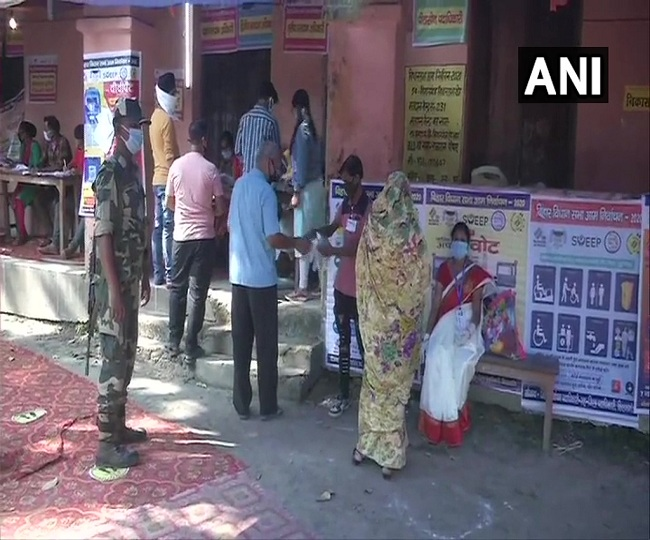 Bihar Elections 2020: Polling concludes for third phase of polls; 55.22% voter turnout recorded till 5 pm | Highlights