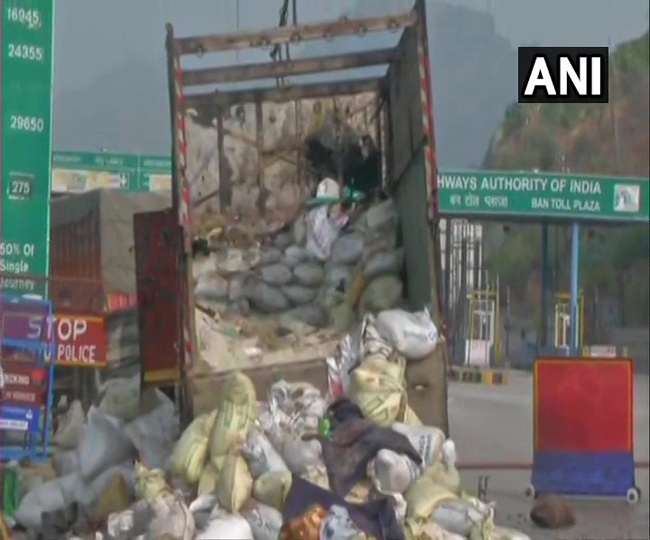 J-K Encounter: Four terrorists killed, 1 police constable injured in fierce gunfight at Ban toll plaza in Jammu