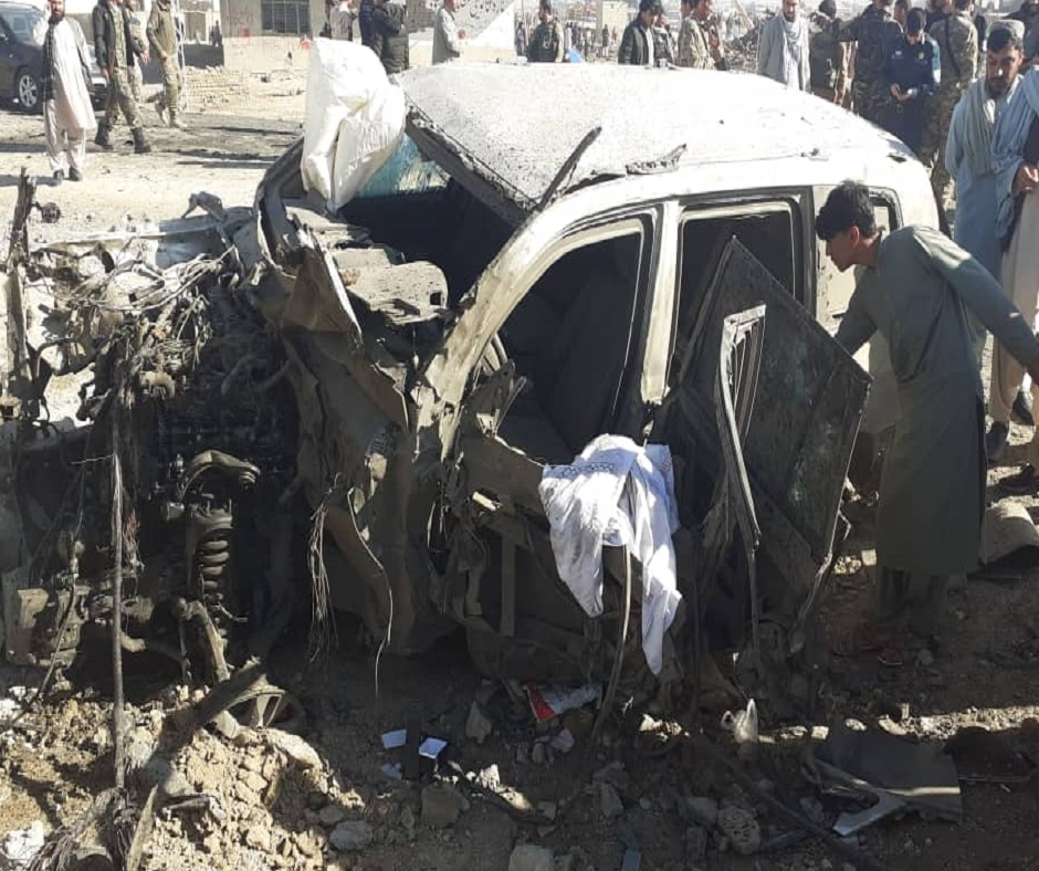 Afghan forces kill Taliban mastermind of Ghazni attack