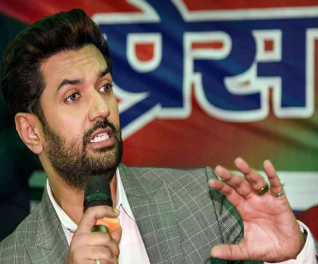 Bihar Elections 2020   'He will never become CM again, I can give in writing': Chirag Paswan's fresh barb at Nitish Kumar