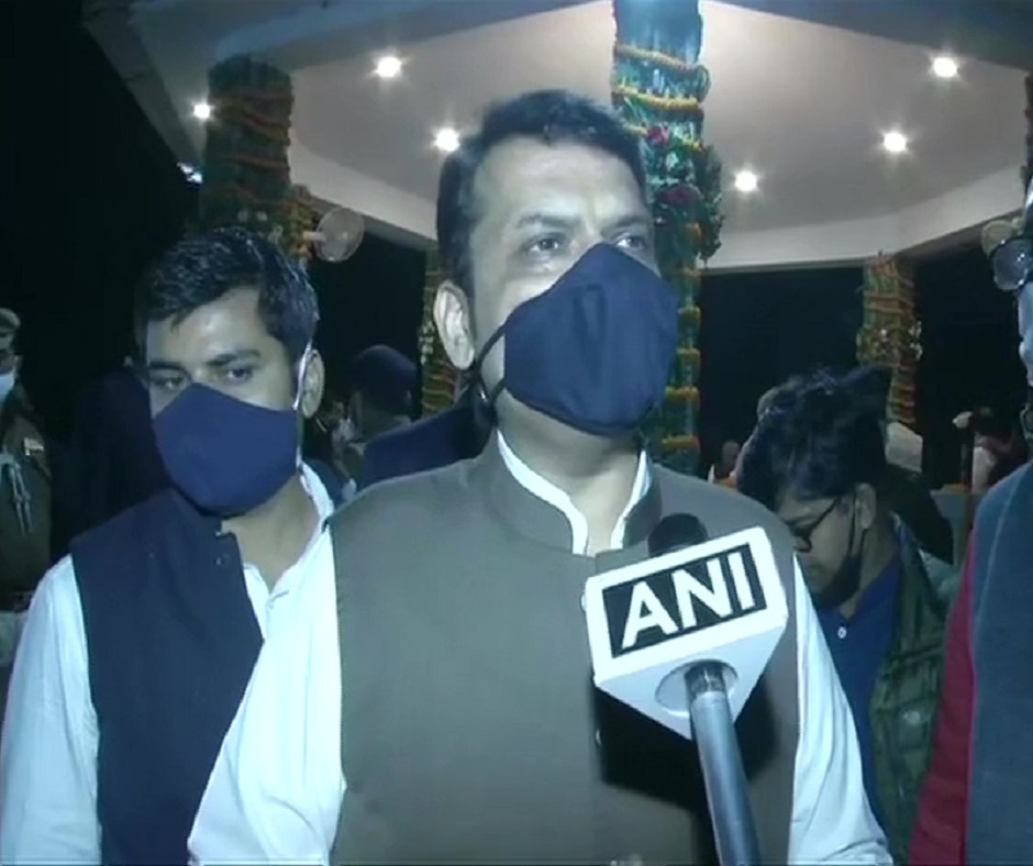 'Party will think of him...': BJP's Devendra Fadnavis on Sushil Modi's removal as Bihar deputy CM