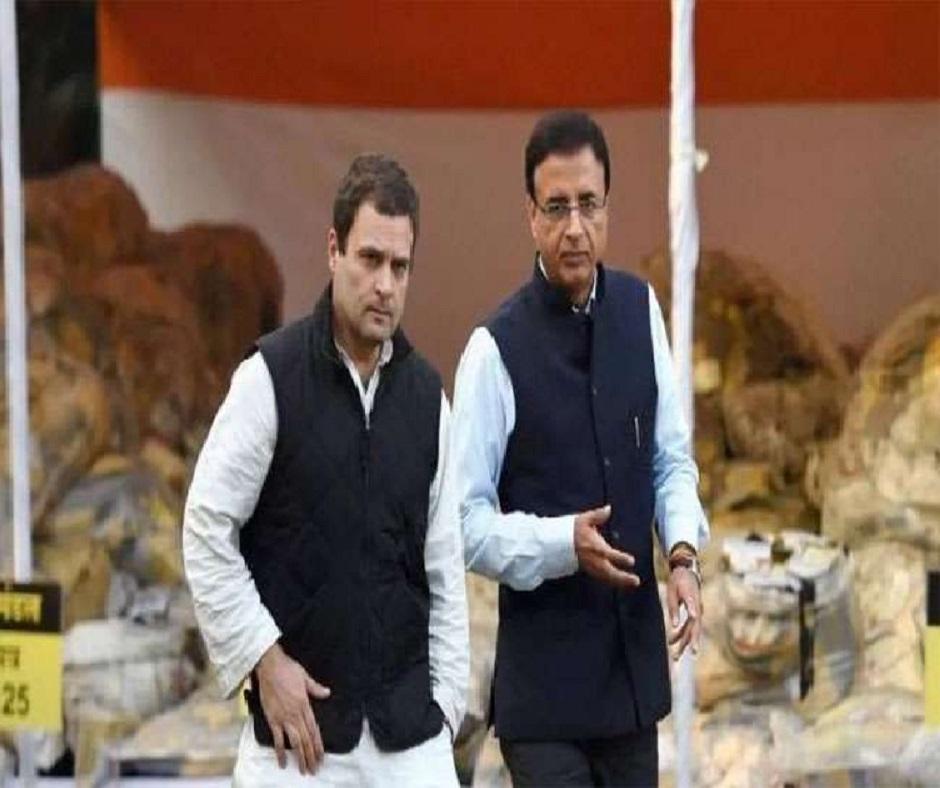 On Amit Shah's 'Gupkar gang' slur, Congress party's come back: 'Lies, fraud have become way of Modi govt'