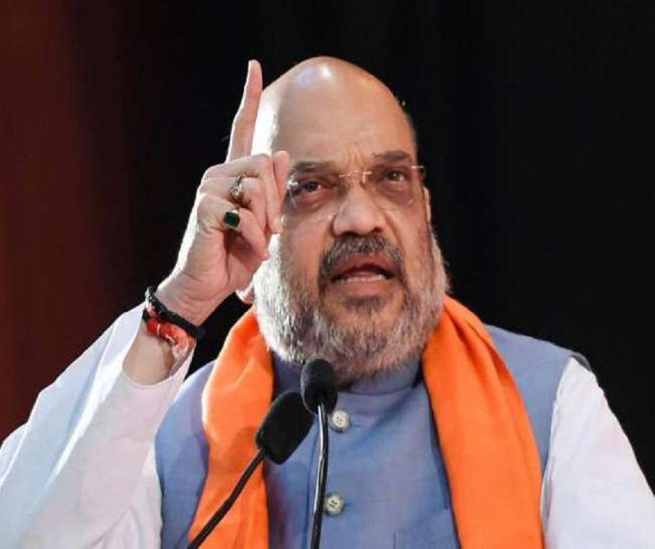 Gupkar 'gang', Congress want to take J&K back to the era of terrorism, says Amit Shah; Mehbooba Mufti hits back